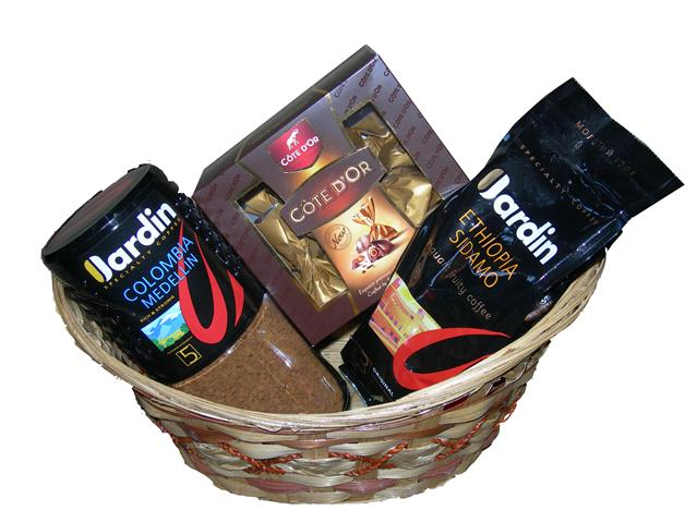 Coffee basket