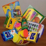 Children`s Activity Basket