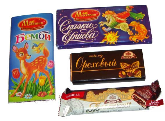 Choc Selection